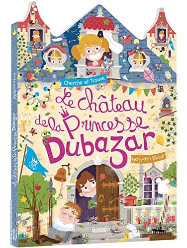 9782733843840: Le château de la princesse Dubazar
