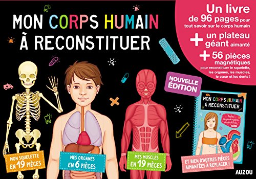 MON CORPS HUMAIN À RECONSTITUER 2016: COLLECTIF