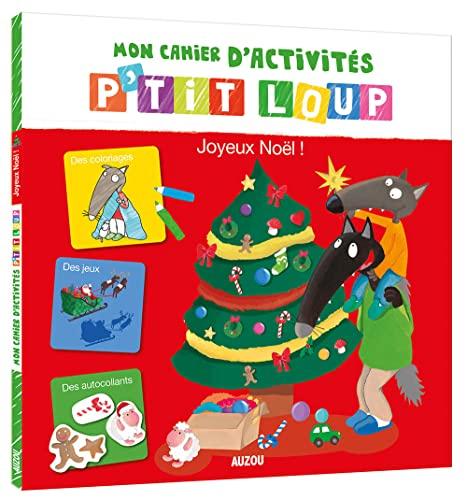 9782733844946: P'tit Loup - Cahier d'activités spécial Noël