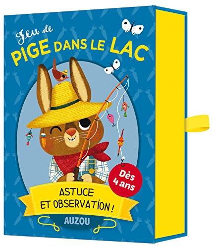 9782733852415: Jeu de pige Dans le lac - astuce et Observation !
