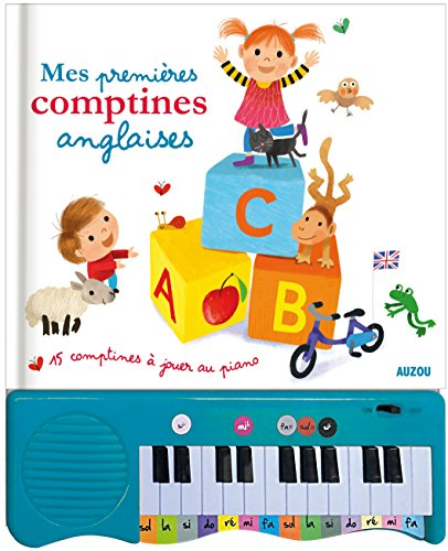 Mes Comptines Anglaises 15 Partitions A Jouer Coll Mon
