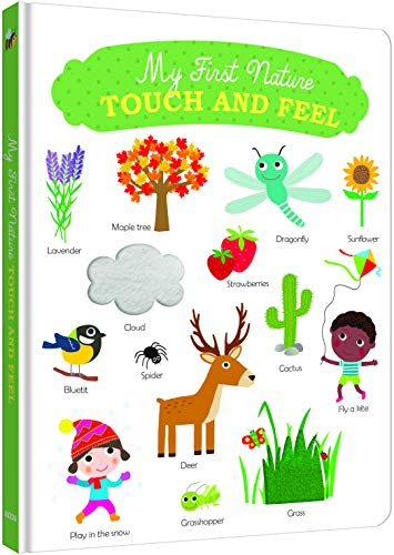 9782733871904: Nature (My First Touch-and-Feel Books)