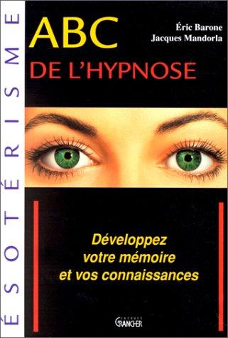 9782733901212: ABC de l'hypnose