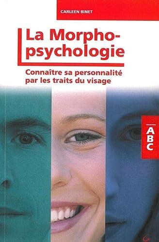 9782733902004: ABC de la morphopsychologie