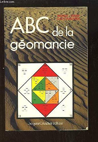 9782733902370: ABC de la géomancie