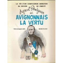 9782733904435: Agricol Perdiguier dit Avignonnais la vertu