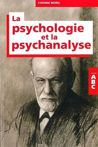 9782733904602: ABC de la psychologie et de la psychanalyse