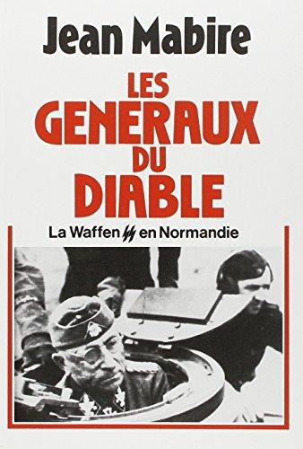 GÉNÉRAUX DU DIABLE (LES): MABIRE JEAN