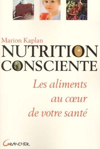 9782733907047: Nutrition consciente