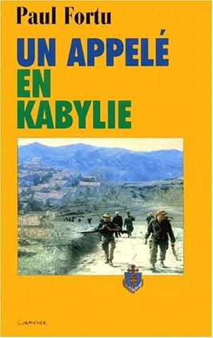 9782733907214: Un appelé en Kabylie