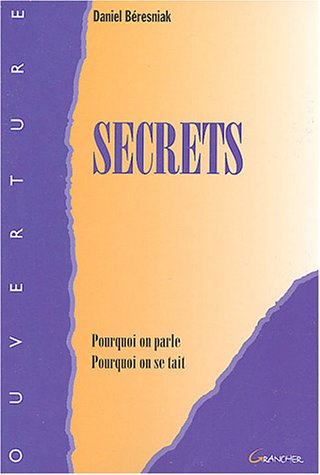 9782733908655: Secrets