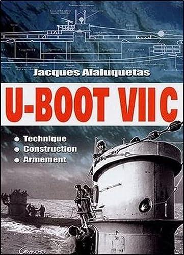 9782733908808: U-Boot VII C - Technique - Construction - Armement
