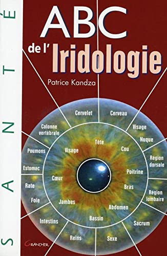 ABC DE L IRIDOLOGIE: KANDZA PATRICE