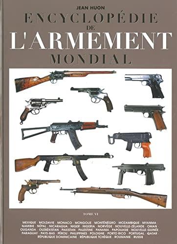 ENCYCLOPÉDIE DE L'ARMEMENT MONDIAL T.06: HUON JEAN