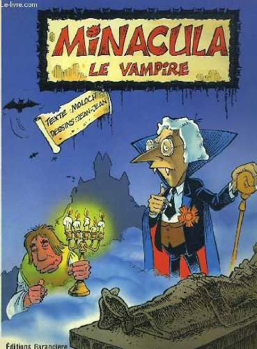 MINACULA LE VAMPIRE: MOLOCH / JEAN-JEAN