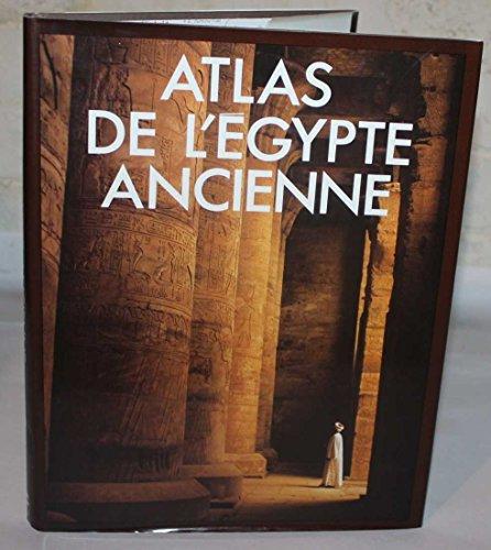 9782734403487: Atlas de l'Egypte Ancienne