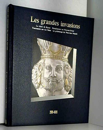 9782734404316: Les Grandes invasions, 200-600