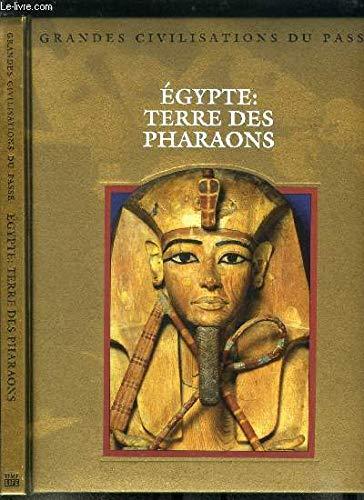 Égypte : Terre Des Pharaons: Time Life
