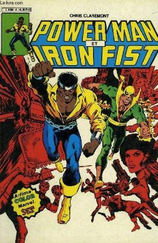 9782734600046: Power man n° 4, power man et iron fist