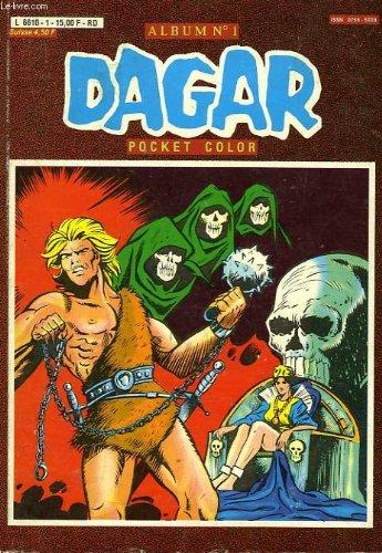 9782734600084: Dagar, album n° 1