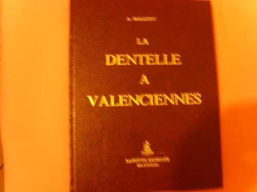 9782734801283: La dentelle à Valenciennes (French Edition)