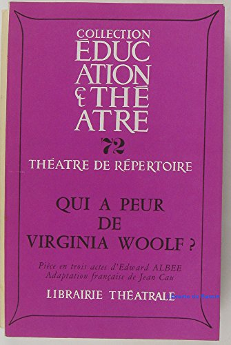 9782734900559: Qui a peur de Virginia Woolf?