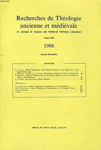 techniques moyen-orientales. juil-dec 1986