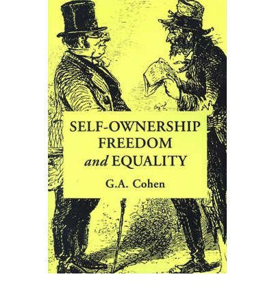 9782735106943: Self-ownership, freedom, and equality