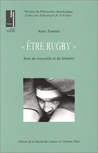 Etre Rugby : Jeux du masculin et du féminin