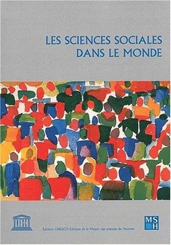 les sciences sociales dans le monde: Ali Kazancigil, David Makinson
