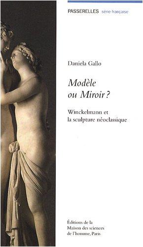 9782735112388: modèle ou miroir ? Winckelmann et la sculpture néoclassique