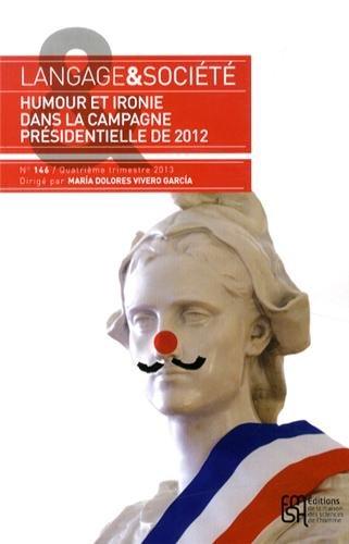 9782735116072: Humour et ironie dans la campagne electorale presidentielle francaise de 2012