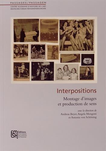 Interpositions : Montage d?images et production de: Andreas Beyer; Angela