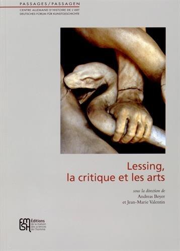 9782735117352: Lessing, la critique et les arts