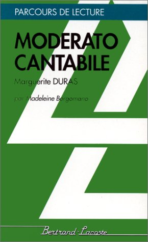 9782735203178: Moderato Cantabile de Marguerite Duras