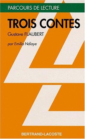 9782735206353: Trois contes (Parcours de lecture)