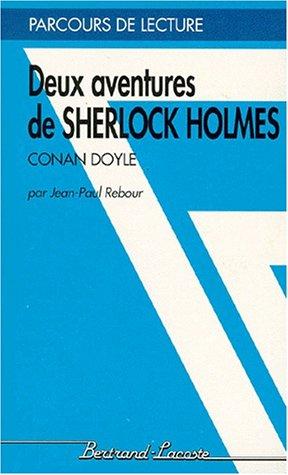 SHERLOCK HOLMES: CONAN DOYLE