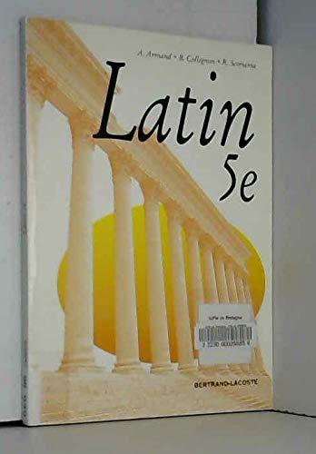 9782735210657: Le latin en 5e