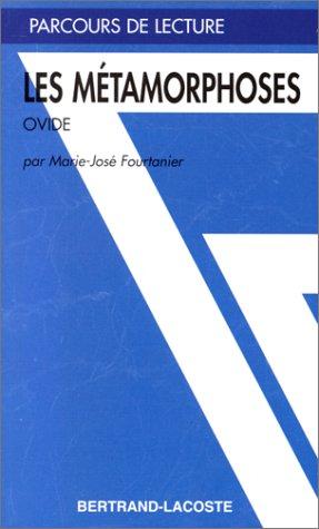9782735211944: LES METAMORPHOSES,OVIDE-PARCOURS DE LECTURE