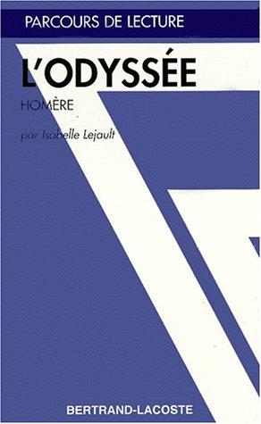 9782735213054: L ODYSSEE - PARCOURS DE LECTURE