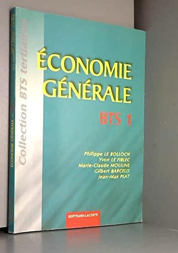 9782735217953: Economie générale BTS 1