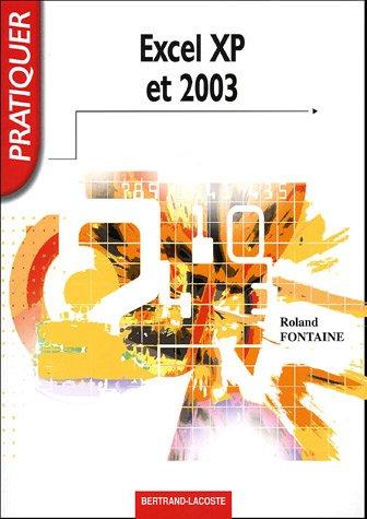 9782735219551: Pratiquer Excel XP et 2003