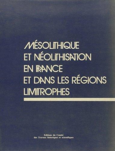 9782735502158: Mésolithique et néolithisation en France et dans les régions limitrophes