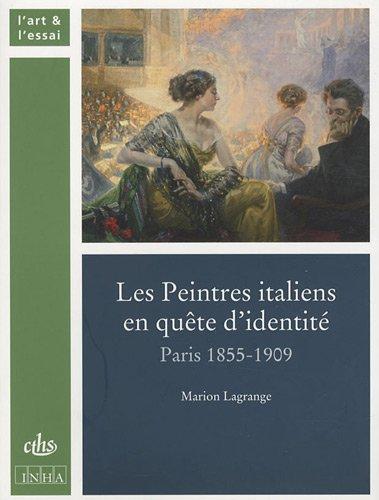Les Peintres italiens en quête d'identité (French Edition): Marion ...