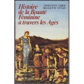 9782735701124: Histoire de la beauté féminine à travers les âges (French Edition)