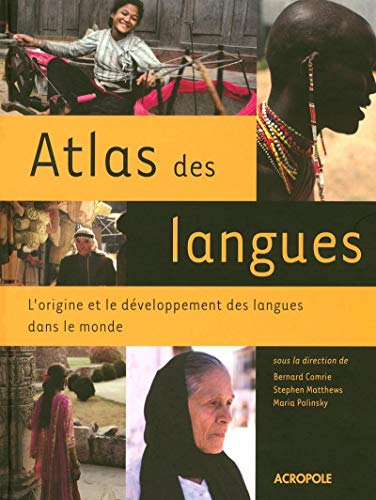 9782735702534: Atlas des langues
