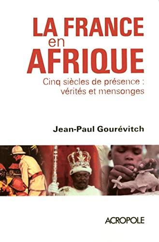 9782735703098: La France africaine NE