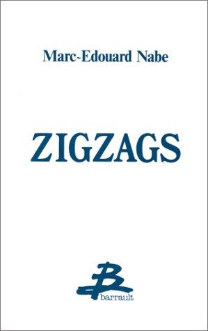 9782736000400: Zigzags (Diffusion Barra)