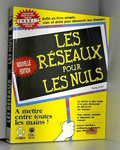 9782736113322: Les Réseaux pour les nuls