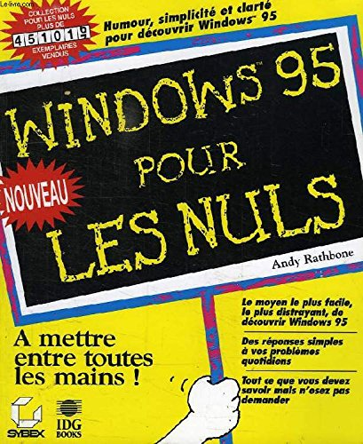 9782736115784: Windows 95 for Dummies